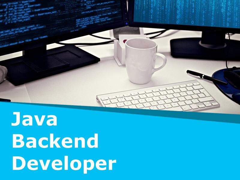 Курс Java Backend Developer