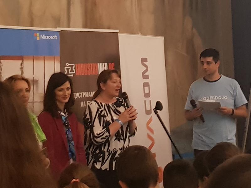 Tech4Kids на MegaDojo Sofia издание 2.0